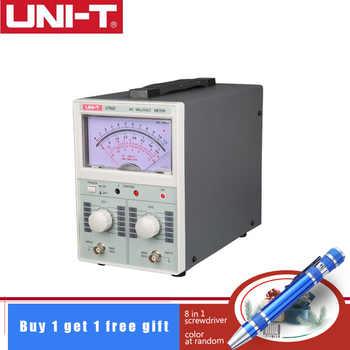 UNI-T UT621 UT622 Analog Voltage Digital Voltmeter Analog Multimeter 100uV-300V Millivoltmeter with 8 in 1 Screwdriver - DISCOUNT ITEM  0% OFF All Category