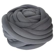 1000g Super Thick Chunky Yarn Cotton Tube Yarn Merino Wool