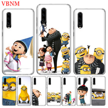 Minions Gru Agnes Special Soft Phone Case For Huawei P30 P20 Mate 20 10 Pro P10 lite P Smart Plus Z 2019 Customized Cover Cases