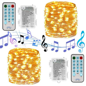 Sound Activated LED Music Stri