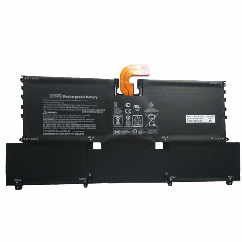 Image 2 - GZSM Laptop Battery SO04XL For HP Spectre 13 13 V016tu 13 v015tu 13 V014tu battery for laptop 13 v000 844199 855 battery-in Laptop Batteries from Computer & Office