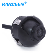 Free Shipping HD CCD 360 Degree Universal Mount Front/ Side/Rear View Car Vehicle Camera Factory direct sale