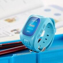 Bestseller GPS Smart baby Uhr Oled-display Q50 Verbesserte version WIFI GPS £ GPRS Lage smartwatch uhr Besser Als Q60