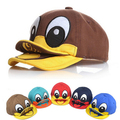 1-3 years New Cute Duck Design Newborn Photography Props Children's Hats Snapback Baseball Caps