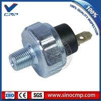 PC200 6 Excavator Oil Press Sensor Switch Single Pins 6732 81 3140