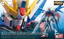 Bandai – combinaison Mobile Gundam RG 1/144, GAT-X105B/FP, jouet en plastique à assembler, figurines d'action
