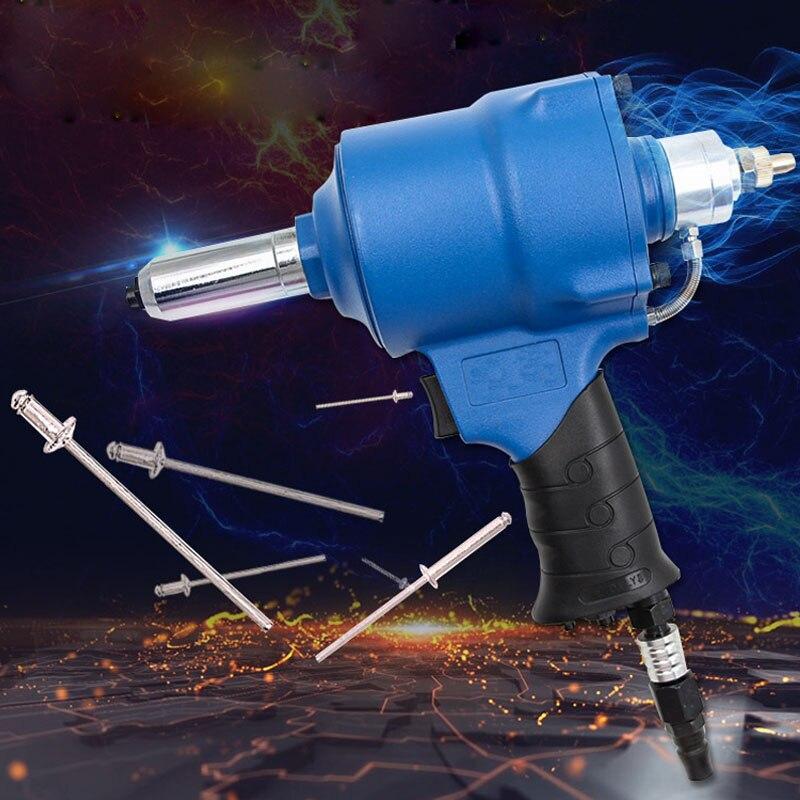 Self - Suction Rivet Three Claw Pneumatic Rivet Gun Rivet Tool