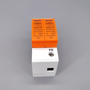 Image 5 - جهاز منع تسرب التيار المستمر SPD DC 800V 20KA ~ 40KA