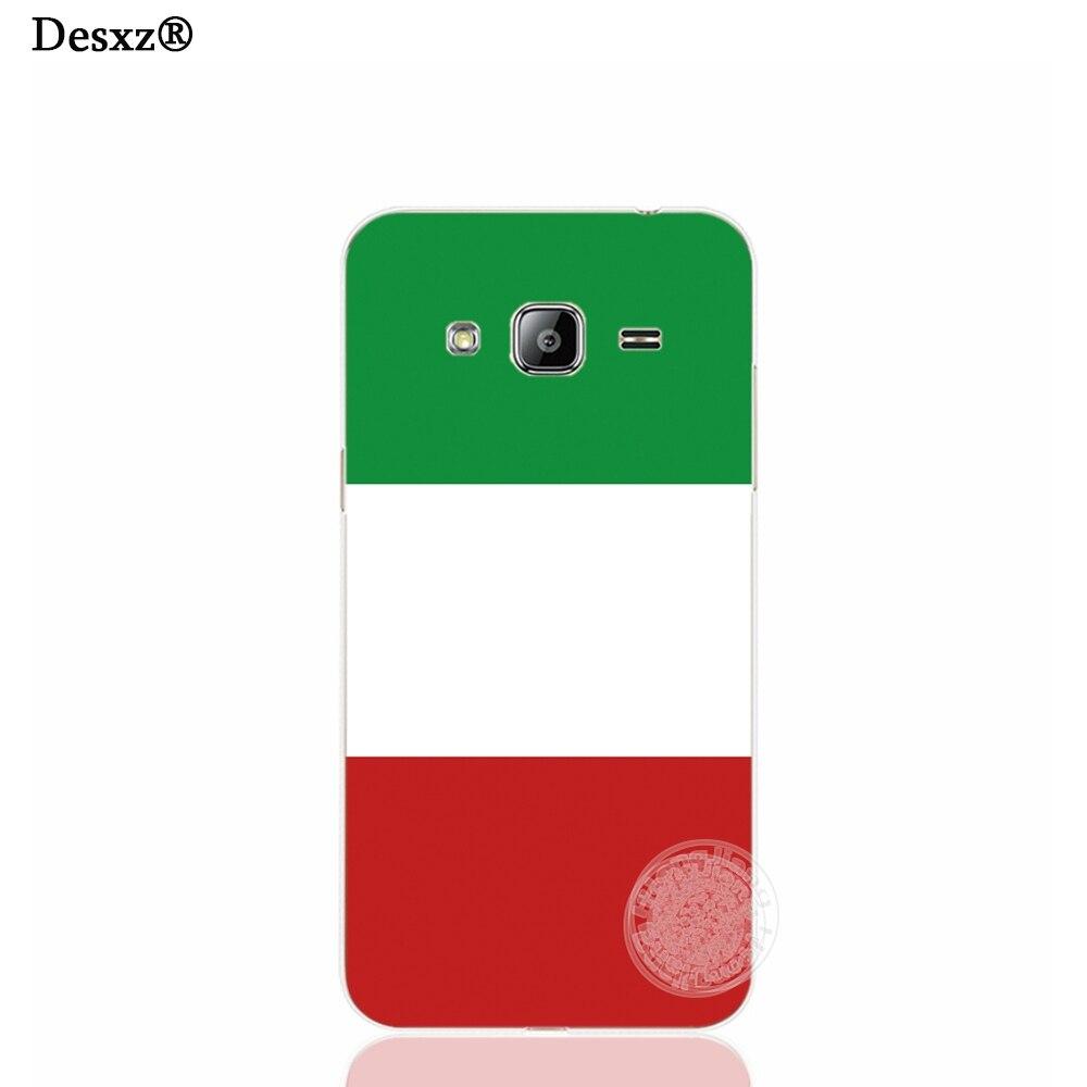 Desxz 15871 Италия Flagge Флаг сотовый телефон чехол для Samsung Galaxy J1 Ace J5 2016 J7 N9150