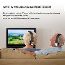 2 in 1 Bluetooth A2DP Transmitter Receiver 3.5mm Wireless Bluetooth Audio transmitter Adapter for Speaker Car PC TV Headphones
