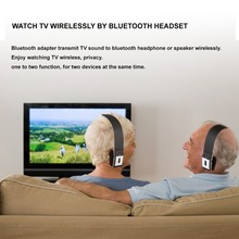 2 in 1 Bluetooth A2DP Transmitter Receiver 3.5mm Wireless Bl