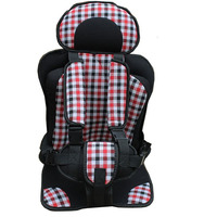 0 5 Years Portable Thicken Baby Car Seat Cheap Baby Carrier Harness Safety Car Seat For