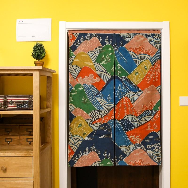 Գեղեցիկ ճապոնական ոճով բամբակյա - Տնային տեքստիլ