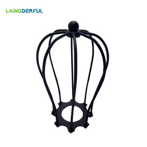 Top 10 largest metal wire lamp shade brands retro vintage metal cage lamp cover industrial decor lamp shade guard keyboard keysfo Images