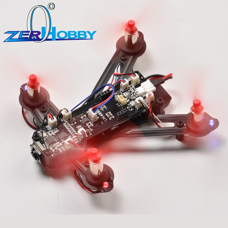 FF1 DIY Drone Mini Racing Drone Christmas Gift RC Mini Quadcopter ARF With Wifi HD Camer ...