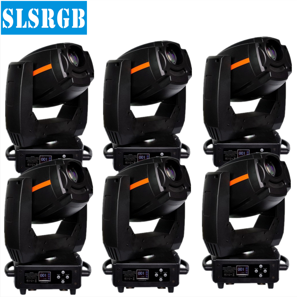 6pcs/lot cheap dmx stage lighting 300w led moving head spot light led gobo dj equipment stage light factory 300w moving head 8pcs lot free shipping best lighting led moving head spot led 90w moving heads factory price