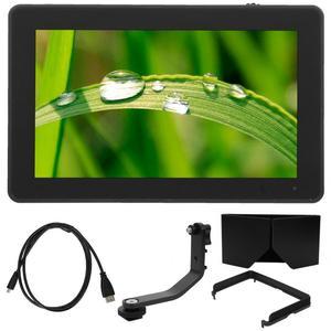 Image 4 - FEELWORLD F6 PLUS 4K Monitor 5.5นิ้วกล้องDSLR 3D LUT Touchหน้าจอIPS FHD 1920X1080วิดีโอ4K HDMI Field Monitor Dslr