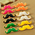 2016 Hot Fashion In Europe And America Retro Cute Sexy Drip Mustache Earrings Female Small Jewelry Wholesale