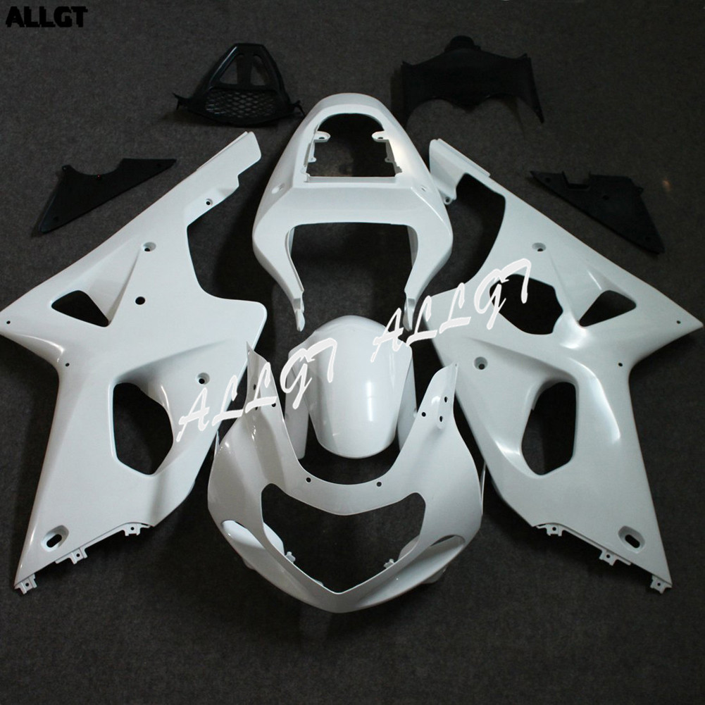 ALLGT Motorcycle Bodywork Fairing Set Unpainted Fairing Kit for <font><b>Suzuki</b></font> <font><b>GSXR</b></font> <font><b>1000</b></font> 2000 2001 <font><b>2002</b></font> image