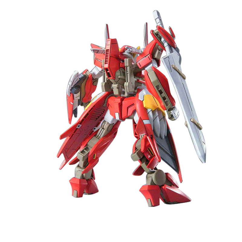 Japan Brand Gaogao HG 1/144 Gundam Action Figure Throne Zwei model kids Puzzle assembled Robot boy Anime toy collectibles Arts 2