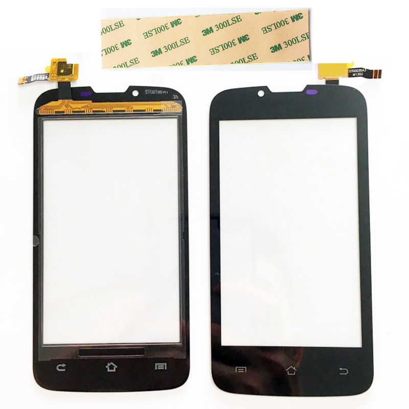 Phone Touch Screen For Fly IQ4407 IQ 4407 ERA Nano 7 Touch Panel Sensor HD Front Glass Panel Lens Digitizer