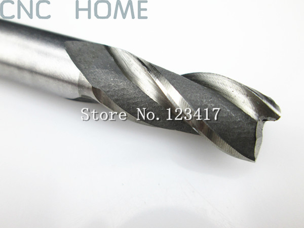 Free ship 5pcs 8mm 4 Flute HSS /& Aluminium Rough End Mill Cutter CNC Bit