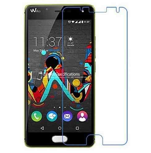 زجاج مقسى لـ Wiko U Feel/U Feel Lite/U Feel Prime/Go/Fab/UFeel 5.0 5.5 بوصة واقي للشاشة طبقة رقيقة واقية