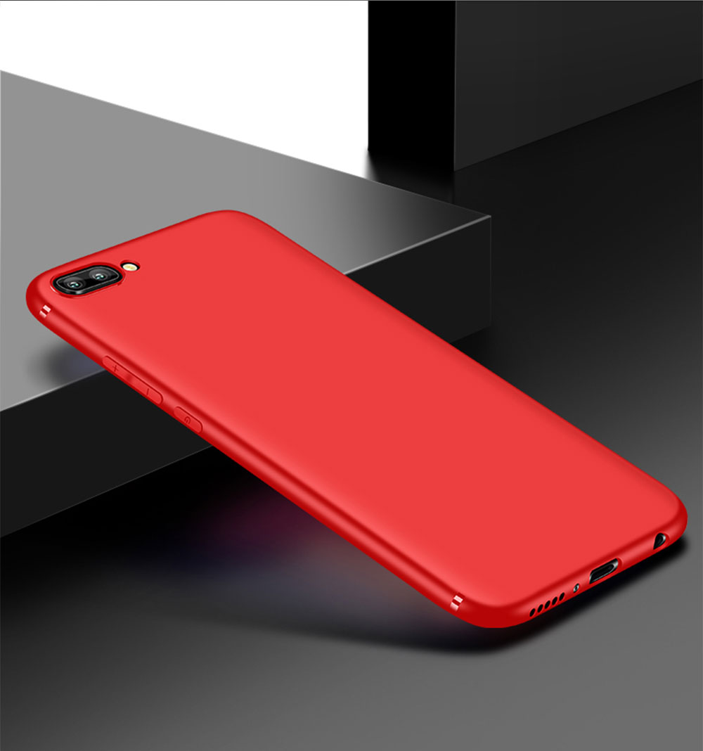 Huawei Honor 10 Case Honor10 Cover Armor Shockproof Ultra Thin Bumper Anti-Fingerprint Slim Protective Back Cover For Honor 10