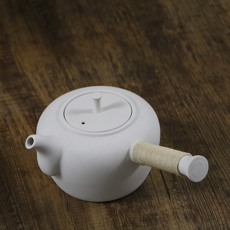 "KingTeaMall"" Chaozhou ""Yu Shu Wei"" Water Boiling Kettle for Chinese Gongfu Tea, Teawares, Teasets, Teatools, Gifts."