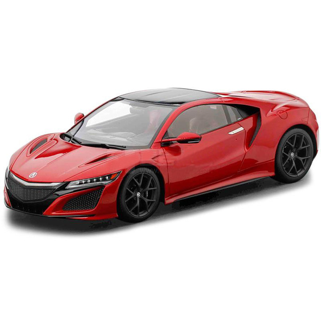 TSM TOPSPEED 118 Honda Acura NSX Sports Car Resin Hand Do Models Simulation