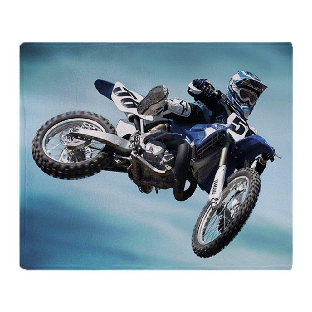 Aliexpress Com Buy Dirt Bike Jump Soft Fleece Throw