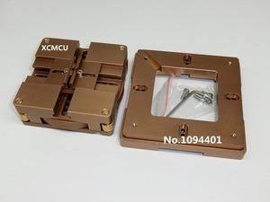 Image 2 - 2in1 Evrensel 90MM * 90MM ve 80MM * 80MM BGA Reballing istasyonu Reball Istasyonu