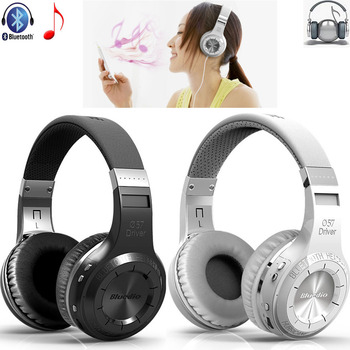 Bluetooth Headset Wireless Headphone Wired Earphones With Mic Bass HD Headband Earpiece For PC Samsung iPhone LG Motorola Huawei