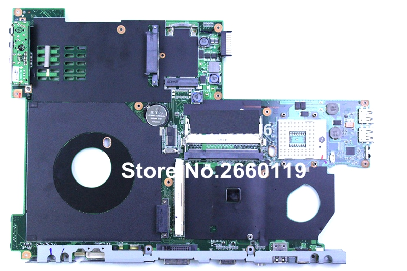 ФОТО 100% Working Laptop Motherboard For Asus A8JV Main Board Fully Tested and Cheap Shipping