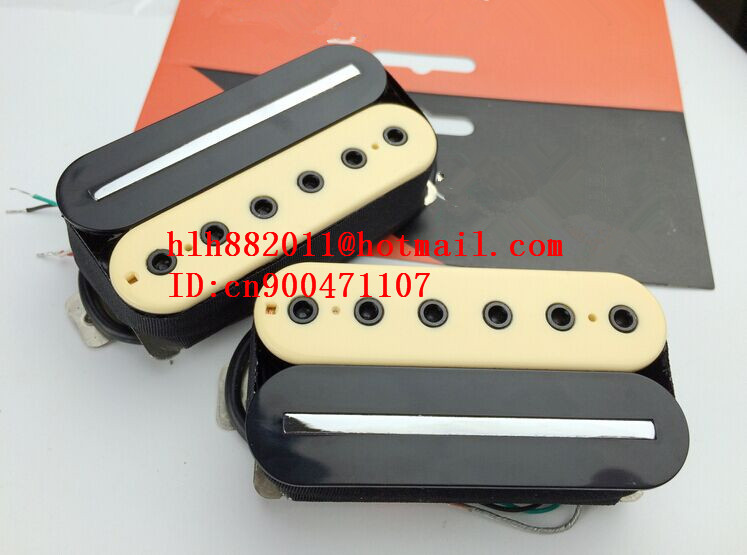 new electric guitar double coil pickup CHB-5 can cut single ART-46 free shipping new electric guitar double coil pickup chb 5 can cut single art 46