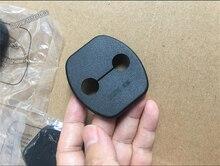 Для Changan cs35 2012-2017 Пластик более моды черный замок двери Protector пряжки Рамки крышка отделка 4 шт./компл.