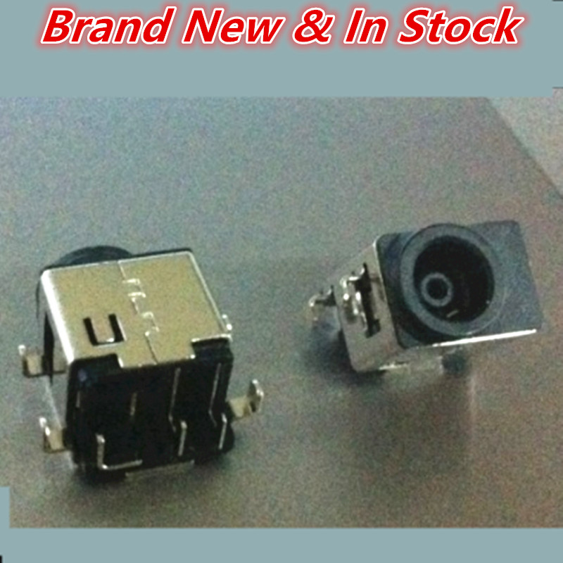 Computer Cables New Laptop DC Power Jack Charging Port Socket Plug for Samsung E3420 E3420 E3415 370R4E 370R4V 370R5E 3570RE 370R5V 455G4J Cable Length: Buy 5 Pieces