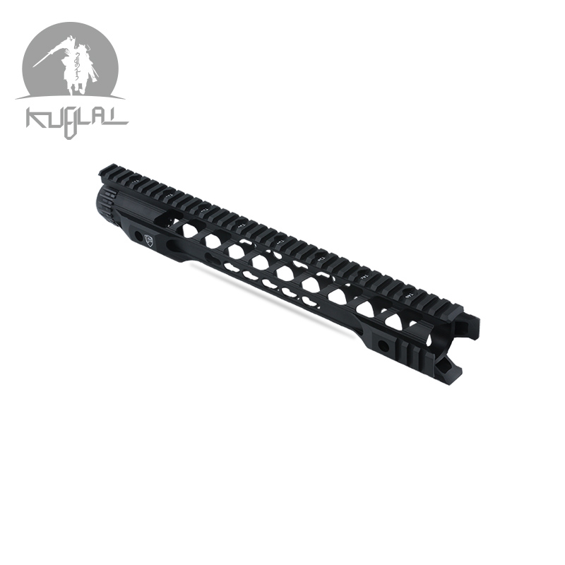 12 14 Inch MLOK Keymod Handguard Free Float Super Slim Ar 15 Handguard Quad Rail for M4 M16 Airsoft-in Toy Guns from Toys & Hobbies    2