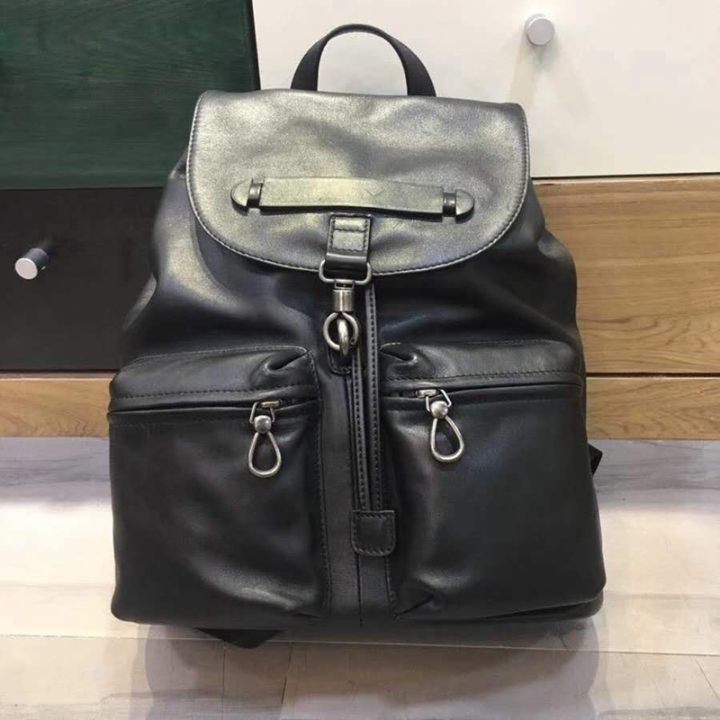 2019 AW new arrivel vegetable tanned cow leather backpack men women fashion flap over drawing string backpack cool bag2019 AW new arrivel vegetable tanned cow leather backpack men women fashion flap over drawing string backpack cool bag
