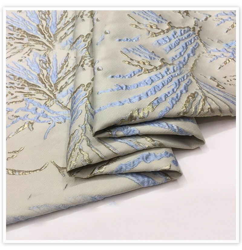 jacquard brocado tecido para vestido tecido tela tecidos stoffen sp5442