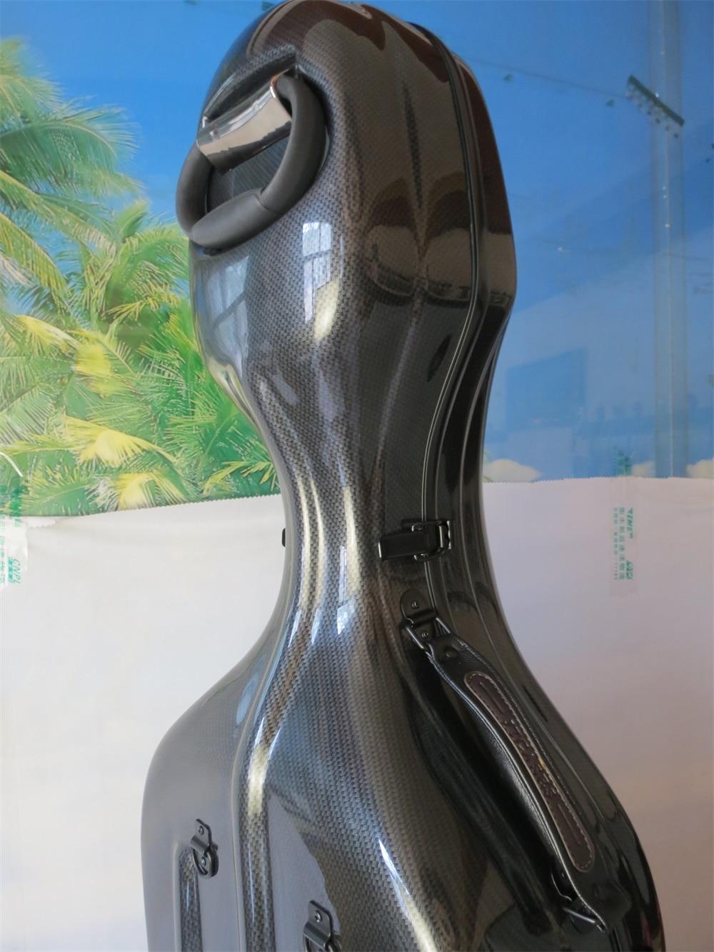 composite carbon fiber cello case 3 cello case in cello from sports entertainment on. Black Bedroom Furniture Sets. Home Design Ideas