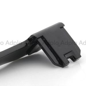 Image 3 - Металлическая камера большой палец вверх ручка Горячий башмак протектор работа для камеры L eica черный цвет монохром (Typ 246) ME M Typ 262 T