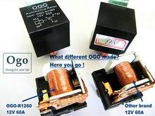 OGO Branded Automotive Relais 12 V 80A
