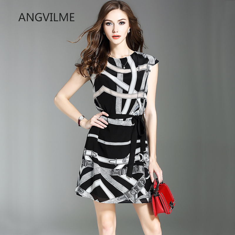 aliexpress buy angvilme 2017 summer dress