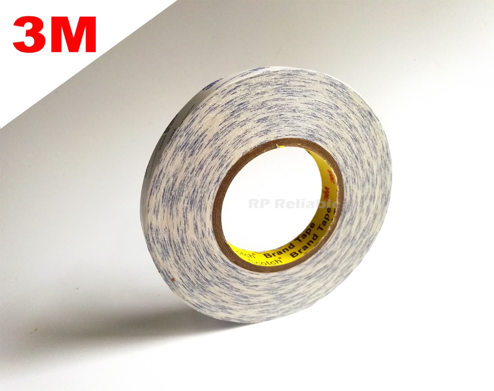 Original 3M White Strong Acrylic Glue Tape for Samsung iphone Cellphone Tablet Camera Lens Display Bezel Battery Fix 9448 Scotch denko mp 07 mutual induction speaker for iphone samsung cellphone pc white