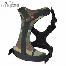 HANTAJANSS Large Dog Harness Collar Comfortable Nylon Vest Net Cloth New Pet Products Professional Dog Chest Straps