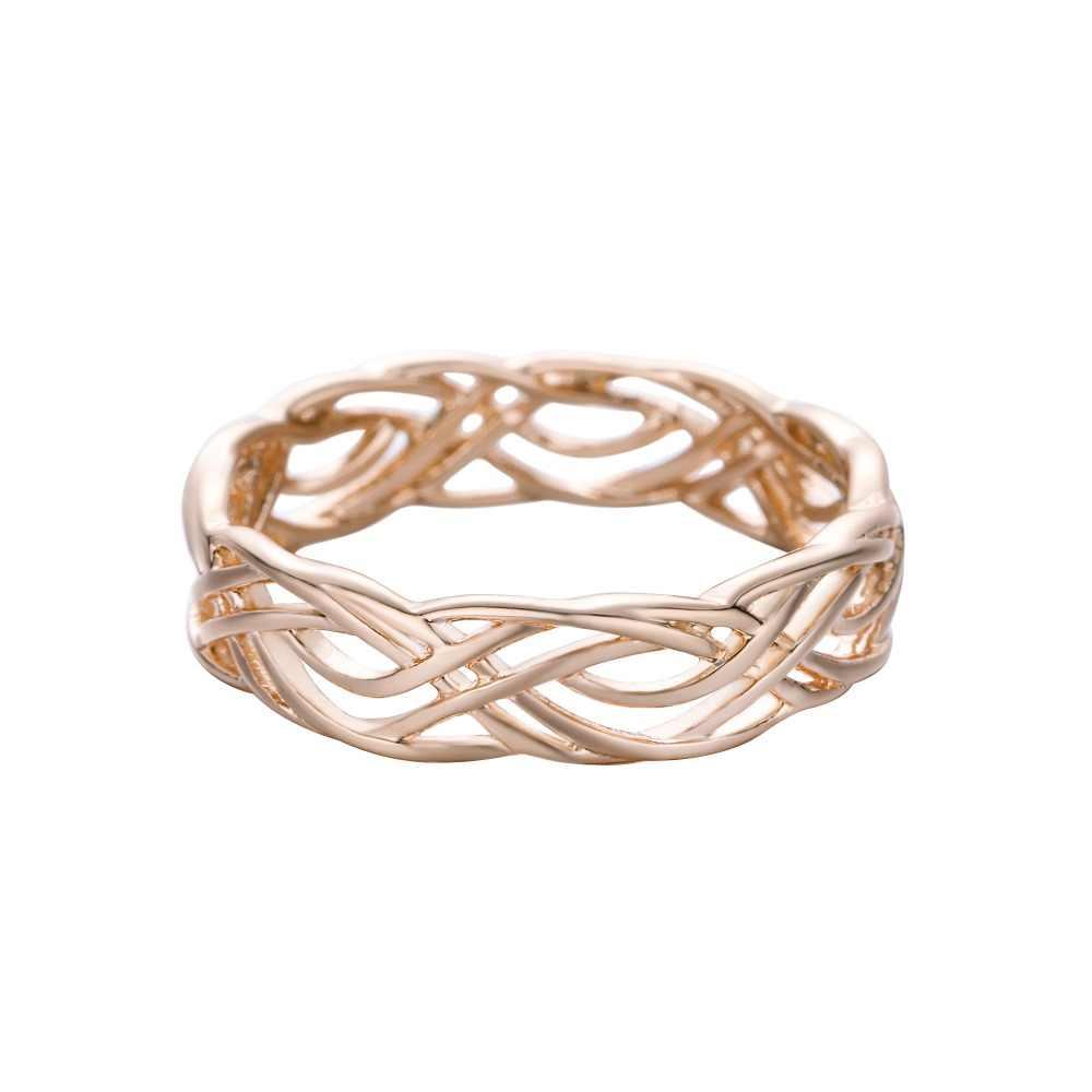 QIMING Minimalist หญิงแหวน Bague แฟชั่นเครื่องประดับราคาถูก Knuckle นิ้วเท้าอินเดียทองแหวนผู้หญิงผู้หญิงที่ดีที่สุดของขวัญ
