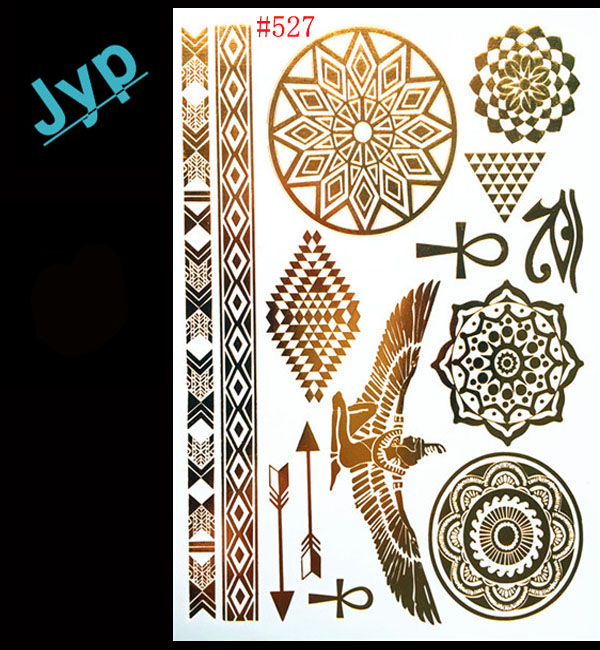 Online buy wholesale disposable tattoo from china for Egyptian tattoo flash