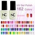 Colorful Shining Sets of Gel Varnish UV  Nail Gel Polish Semi Permanent Top Coat Base Coat Gel Lak Varnishes Gelpolish Gel Nails