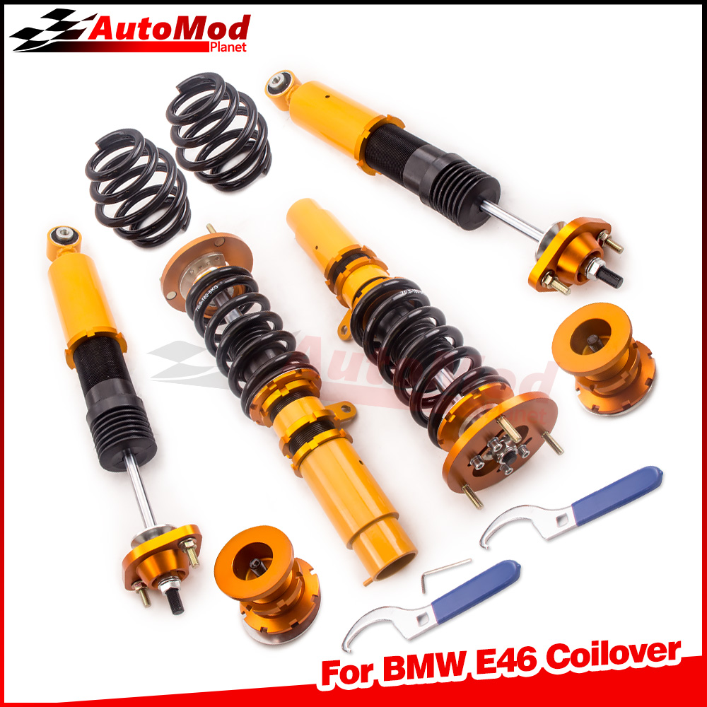 46 Best Images About Truck Suspension On Pinterest: For BMW E46 3 Series Coilover Non Adjustable Damper
